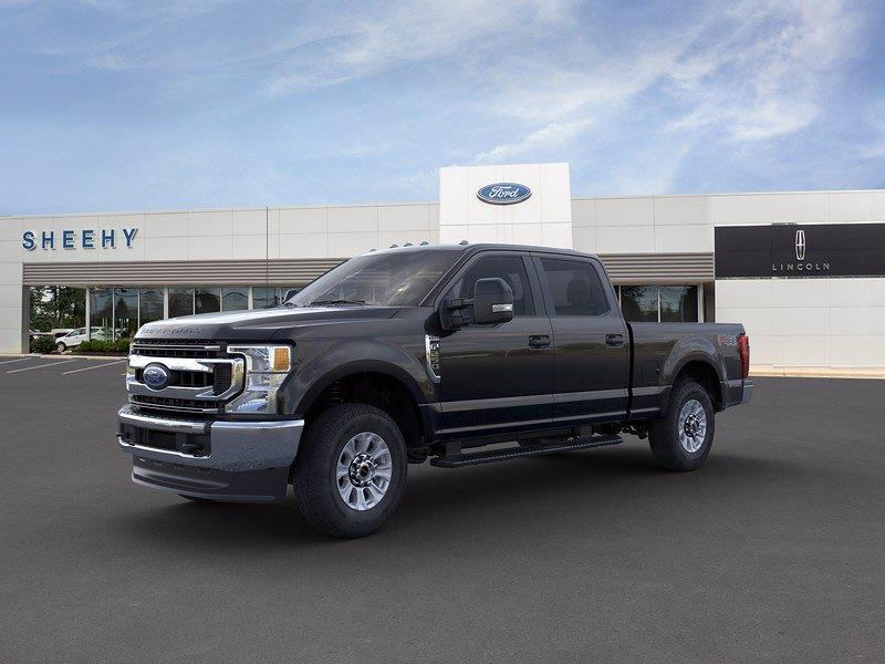 2021 Ford F-250 Crew Cab 4x4, Pickup #CEC57607 - photo 3