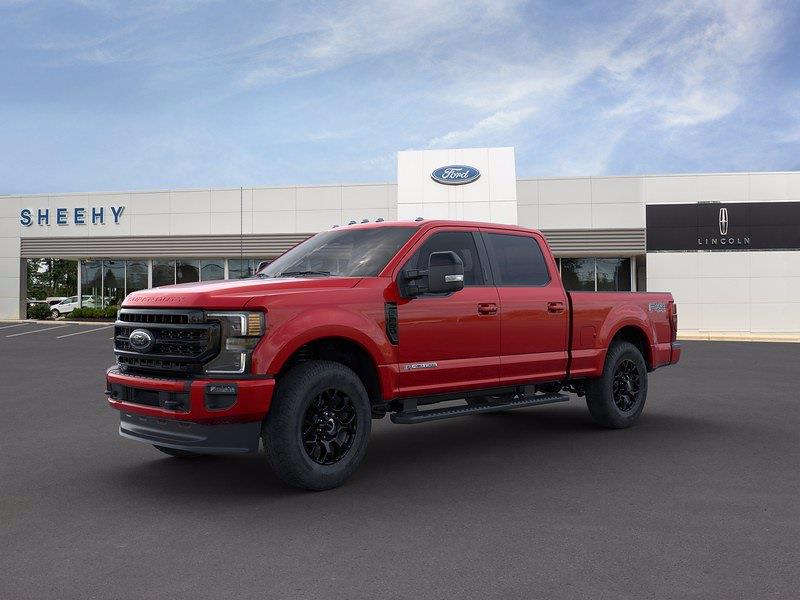 2021 Ford F-250 Crew Cab 4x4, Pickup #CEC57609 - photo 3