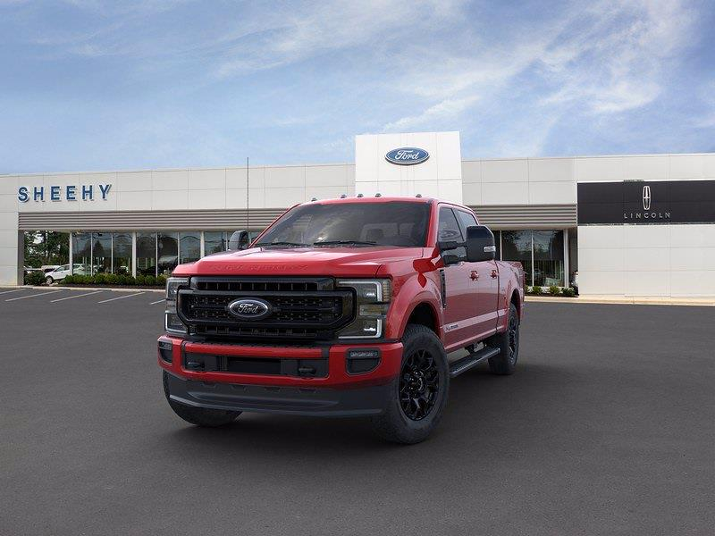 2021 Ford F-250 Crew Cab 4x4, Pickup #CEC57609 - photo 4
