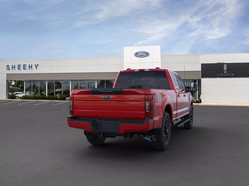 2021 Ford F-250 Crew Cab 4x4, Pickup #CEC57609 - photo 2