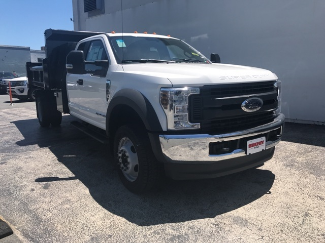 2018 F-550 Super Cab DRW 4x4,  Cab Chassis #CEC70247 - photo 3