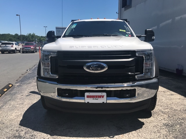 2018 F-550 Super Cab DRW 4x4,  Cab Chassis #CEC70247 - photo 4