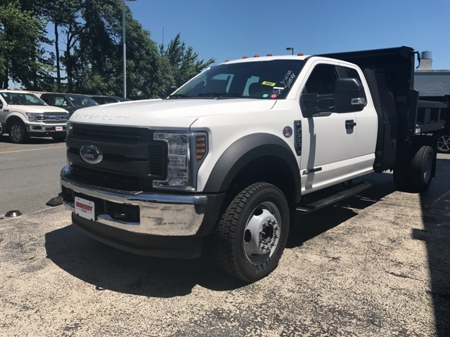 2018 F-550 Super Cab DRW 4x4,  Dump Body #CEC70247 - photo 6