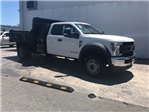 2018 F-550 Super Cab DRW 4x4,  Cab Chassis #CEC70247 - photo 1