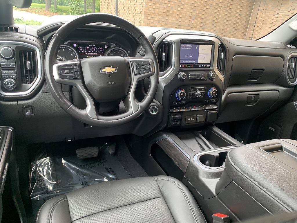 2019 Chevrolet Silverado 1500 Crew Cab 4x4, Pickup #CEC8050D - photo 4