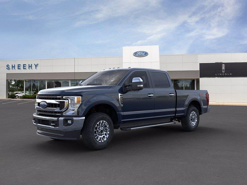 2021 Ford F-250 Crew Cab 4x4, Pickup #CEC86144 - photo 3