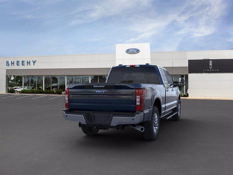 2021 Ford F-250 Crew Cab 4x4, Pickup #CEC86144 - photo 2