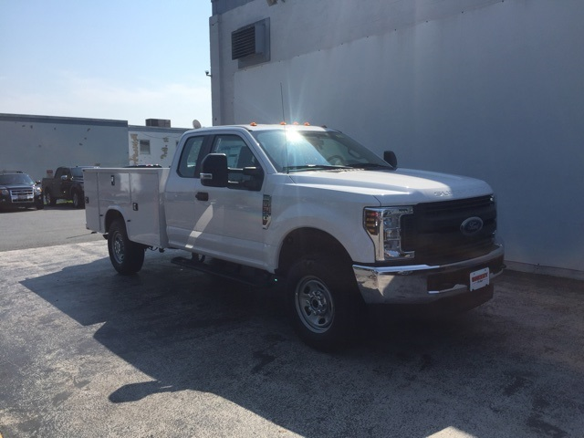 2018 F-350 Super Cab 4x4,  Knapheide Service Body #CEC95303 - photo 3