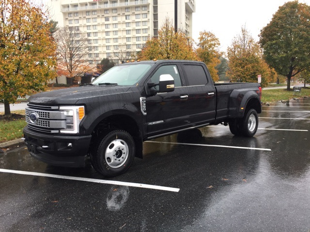 2019 F-350 Crew Cab DRW 4x4,  Pickup #CED07851 - photo 1
