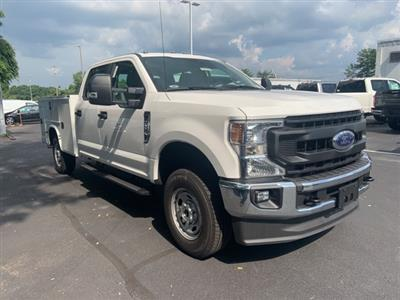 2020 Ford F-250 Crew Cab 4x4, Knapheide Steel Service Body #CED15279 - photo 4