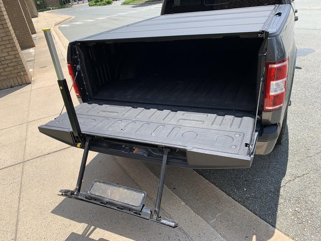 2018 Ford F-150 SuperCrew Cab 4x4, Pickup #CED1776A - photo 11