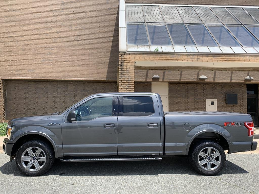 2018 Ford F-150 SuperCrew Cab 4x4, Pickup #CED1776A - photo 17