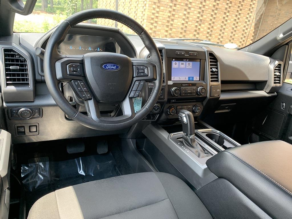 2018 Ford F-150 SuperCrew Cab 4x4, Pickup #CED1776A - photo 4