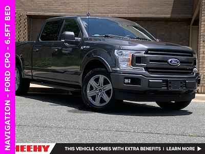 2018 Ford F-150 SuperCrew Cab 4x4, Pickup #CED1776A - photo 1