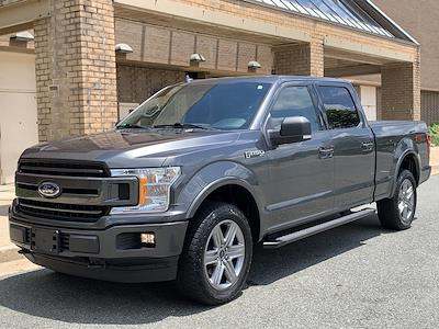 2018 Ford F-150 SuperCrew Cab 4x4, Pickup #CED1776A - photo 18