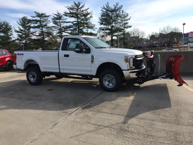 2019 F-250 Regular Cab 4x4,  Western Snowplow Pickup #CED23454 - photo 3