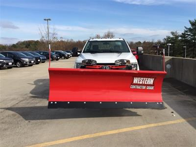 2019 F-250 Regular Cab 4x4,  Western Snowplow Pickup #CED23454 - photo 4