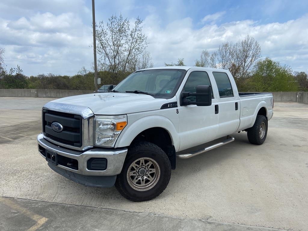 2014 Ford F-250 Crew Cab 4x4, Pickup #CED3865A - photo 1