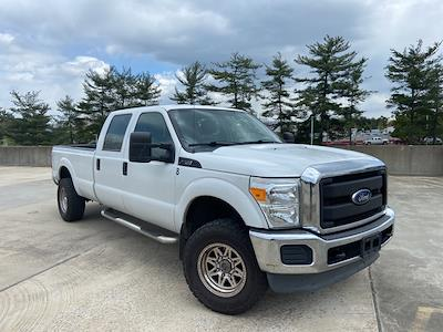 2014 Ford F-250 Crew Cab 4x4, Pickup #CED3865A - photo 3