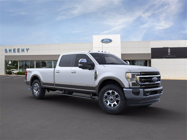 2020 Ford F-250 Crew Cab 4x4, Pickup #CED45903 - photo 1