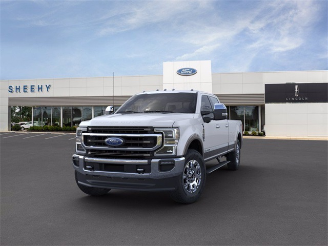 2020 Ford F-250 Crew Cab 4x4, Pickup #CED45903 - photo 4