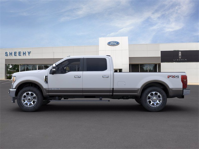 2020 Ford F-250 Crew Cab 4x4, Pickup #CED45903 - photo 5