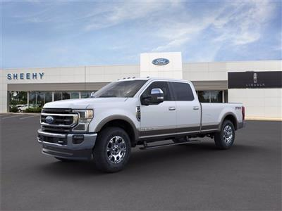 2020 Ford F-250 Crew Cab 4x4, Pickup #CED45903 - photo 3