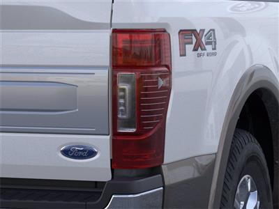 2020 Ford F-250 Crew Cab 4x4, Pickup #CED45903 - photo 21