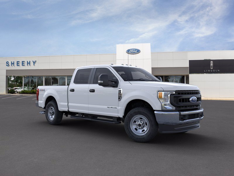 2020 Ford F-350 Crew Cab 4x4, Pickup #CED46100 - photo 1