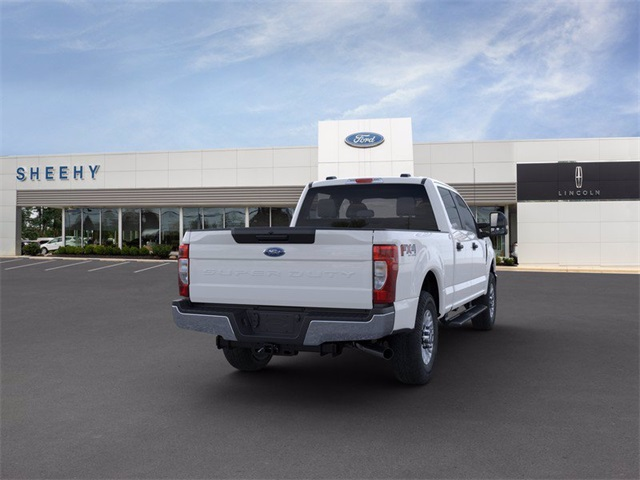 2020 Ford F-250 Crew Cab 4x4, Pickup #CED57590 - photo 1