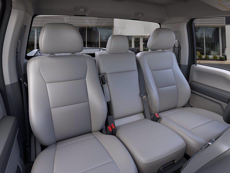 2021 Ford F-250 Regular Cab 4x4, Pickup #CED67349 - photo 10
