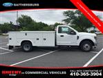2019 F-350 Regular Cab DRW 4x2,  Knapheide Standard Service Body #CED71989 - photo 11
