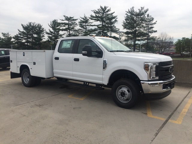 2019 F-350 Crew Cab DRW 4x4,  Knapheide Service Body #CED72018 - photo 1