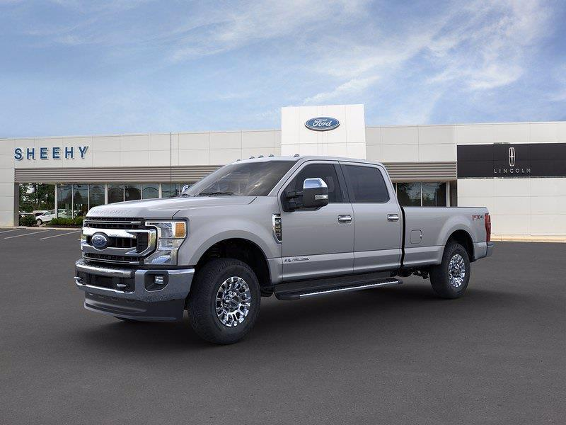 2021 Ford F-250 Crew Cab 4x4, Pickup #CED77046 - photo 3