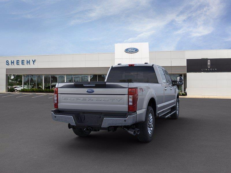 2021 Ford F-250 Crew Cab 4x4, Pickup #CED77046 - photo 2
