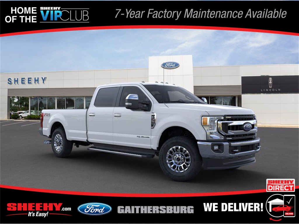 2020 Ford F-350 Crew Cab 4x4, Pickup #CED92492 - photo 1