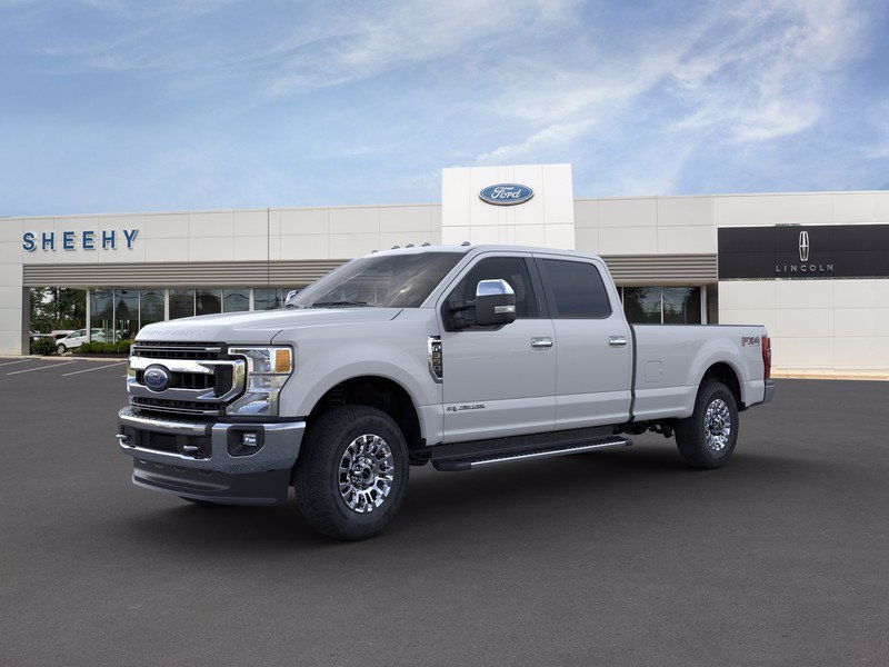 2020 Ford F-350 Crew Cab 4x4, Pickup #CED92492 - photo 3