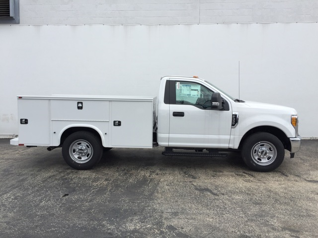 2017 F-350 Regular Cab, Service Body #CED94962 - photo 2