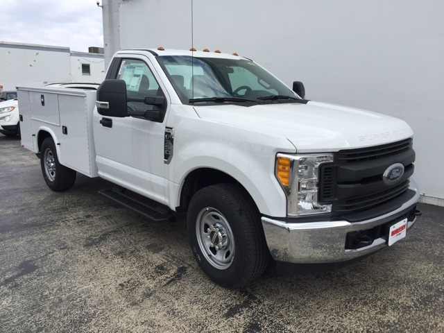 2017 F-350 Regular Cab, Service Body #CED94962 - photo 3