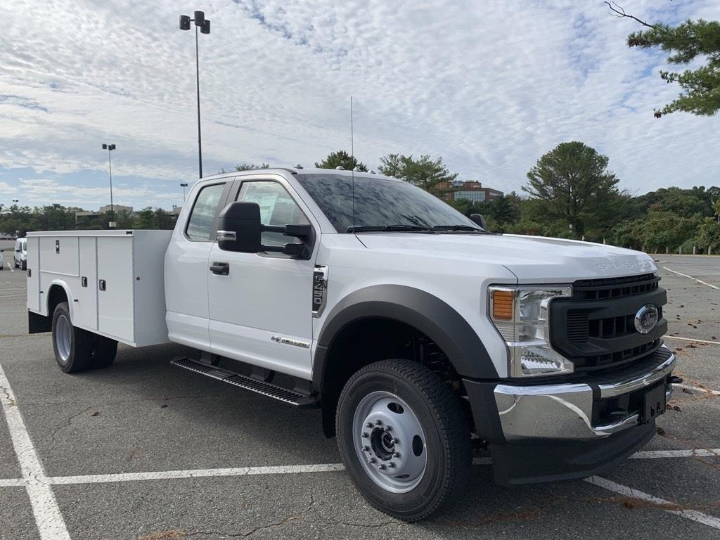 2020 Ford F-450 Super Cab DRW 4x4, Knapheide Steel Service Body #CED99480 - photo 4