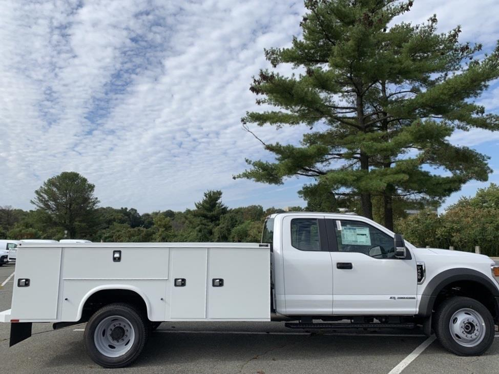 2020 Ford F-450 Super Cab DRW 4x4, Knapheide Steel Service Body #CED99480 - photo 6