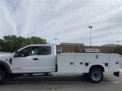 2020 Ford F-450 Super Cab DRW 4x4, Knapheide Steel Service Body #CED99480 - photo 3