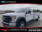 2020 Ford F-450 Super Cab DRW 4x4, Knapheide Steel Service Body #CED99480 - photo 1