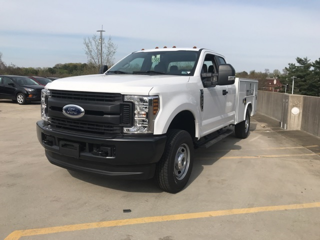 2019 F-250 Super Cab 4x4,  Reading Service Body #CED99865 - photo 1