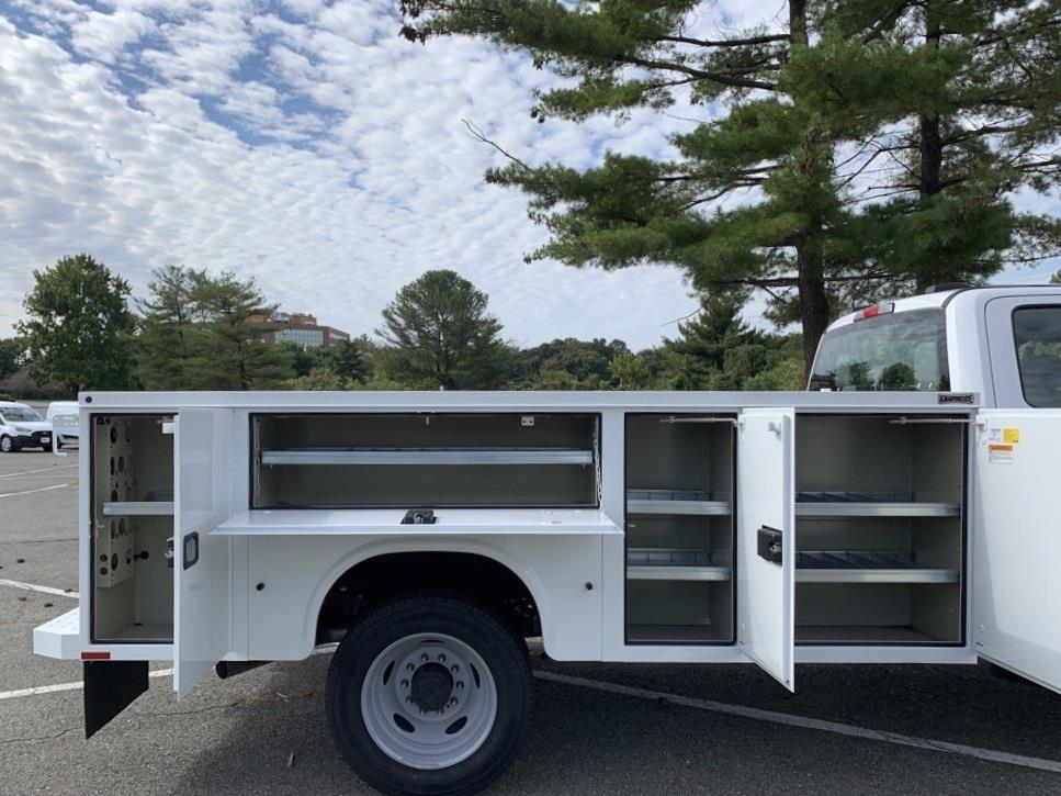 2020 Ford F-550 Crew Cab DRW 4x4, Knapheide Steel Service Body #CEE11631 - photo 14