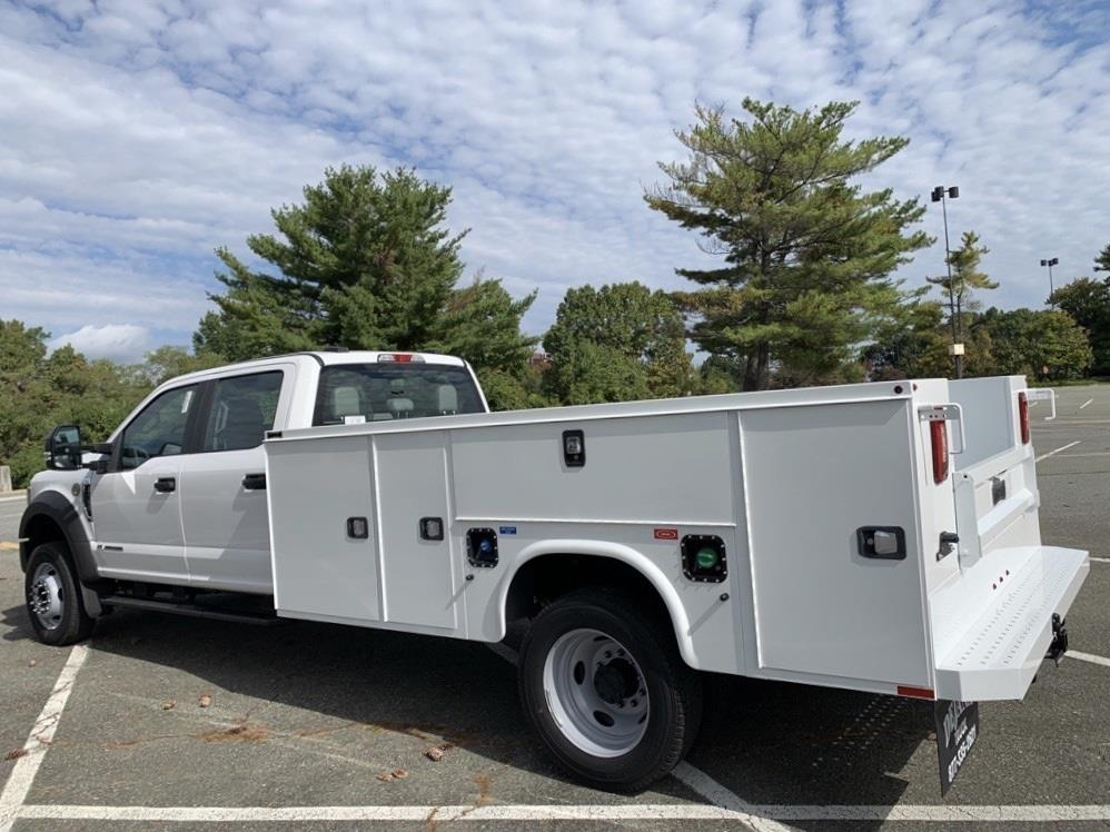 2020 Ford F-550 Crew Cab DRW 4x4, Knapheide Service Body #CEE11631 - photo 1