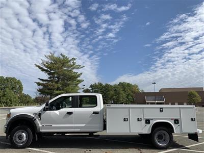 2020 Ford F-550 Crew Cab DRW 4x4, Knapheide Steel Service Body #CEE11631 - photo 4