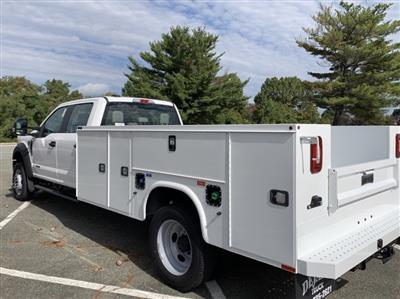 2020 Ford F-550 Crew Cab DRW 4x4, Knapheide Steel Service Body #CEE11631 - photo 5