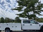 2020 Ford F-550 Crew Cab DRW 4x4, Knapheide Steel Service Body #CEE11631 - photo 8