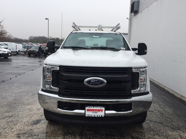 2017 F-250 Super Cab 4x4, Reading Service Body #CEE17299 - photo 5